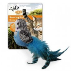 All for Paws Natural Instincts Bouncing Bird Cat Toy