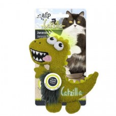 All for Paws Catzilla Jurassic Pal extra large cat toy