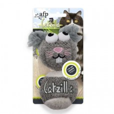 All for Paws Catzilla Mouse ball extra large cat toy