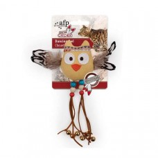 All for Paws Dreams Catcher Dancing Owl Cat Toys