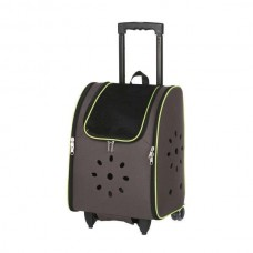 Trixie Trolley Neo - brown / green