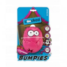 Coockoo Bumpies Extreme with flavor - for dogs up to 27kg Strawberry