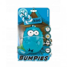 Coockoo Bumpies Extreme with rope and aroma - for dogs up to 27kg Mint