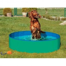 Karlie DOGGY POOL swimming pool for dogs - green-blue 120 cm