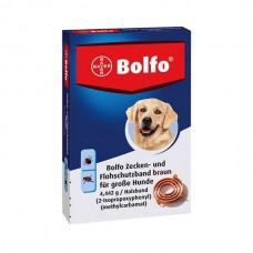 BOLFO Flea and Tick tape for large dogs, 65 cm