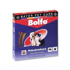 BOLFO Flea Collar for small dogs and cats - 35 cm