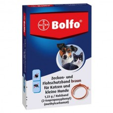 Bolfo Flea and Tick band for cats and small dogs, 35 cm
