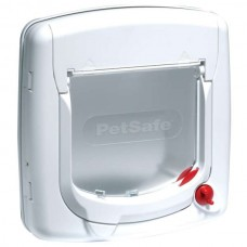Karlie STAYWELL 300 Cat Flap - White