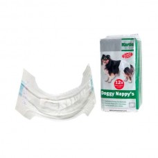 Karlie Doggy Nappy's disposable dog diapers L