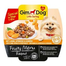 Fruity Menu stew with lamb, apricot and vegetables 100g