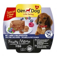 Fruity Menu P?t? with lamb and wild berries 100 g
