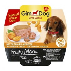 Fruity Menu P?t? with turkey and apricot 100g
