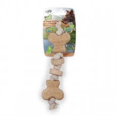 All for Paws Wild & Nature Ropey Wood Bone Small