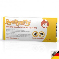 ByeByeFly® Spot-on for small pets