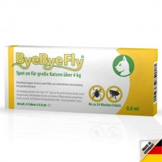 ByeByeFly® Spot-on for large cats over 4 kg