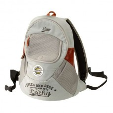 D & D Lifestyle backpack Dream Gray