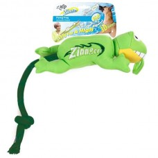 All for Paws Chill Out Zinngers frog with catapult