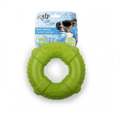 All for Paws Chill Out Water Life Ring - Green
