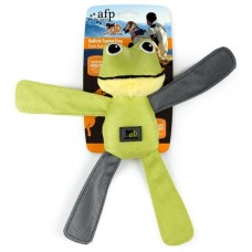 All for Paws Dog Outdoor Ballistic Tugger Frog