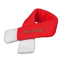 (50cm) Trixie Xmas fleece scarf for dogs / cats S
