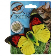 All for Paws Natural Instincts butterfly 2 pieces