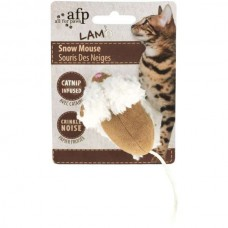 All for Paws lambskin mouse