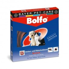 Bolfo vermin-collar for small dogs and cats