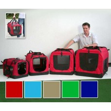 Pet-Star Travel House CARRY BOX, 70 cm red