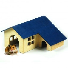 Fries house for rodents