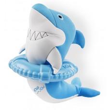 All for Paws Chill Out Lifeguard shark swimming toy