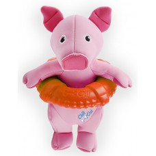 All for Paws Chill Out Lifeguard Pig swimming toy