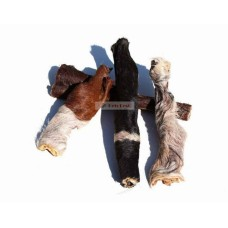 Pets Best cattle scalp with fur 250g