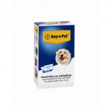 Bayer Dental Care Chew Strips, large dogs, 140 g